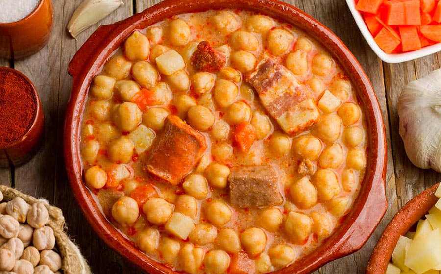 Cocido Madrileño Banzzu