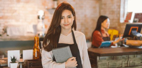 Waitress Banzzu